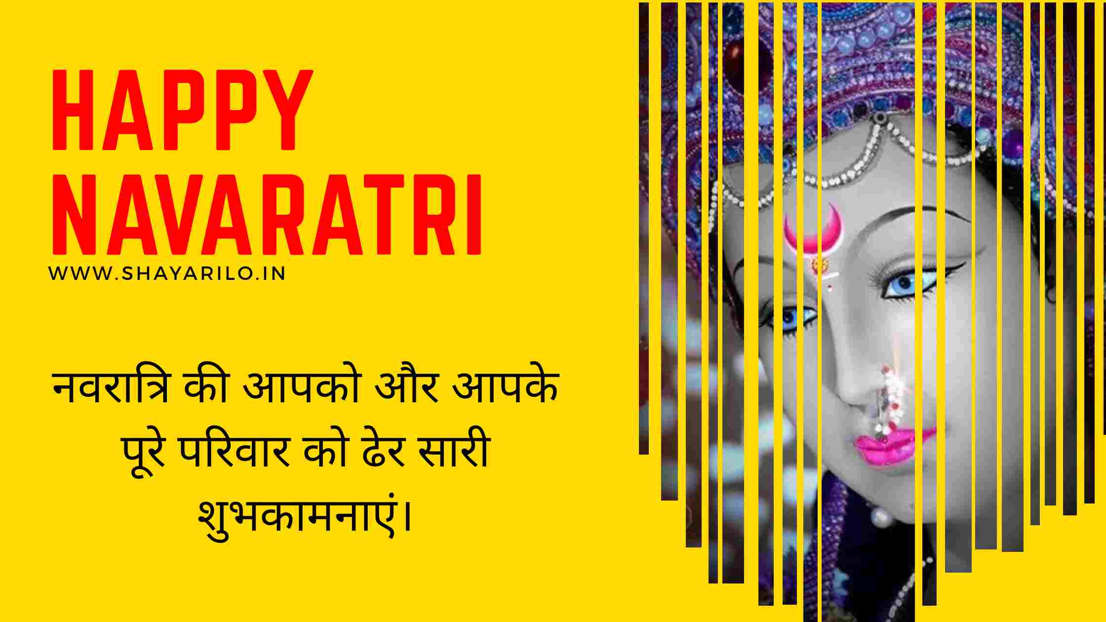 Navratri wishes and greetings 01