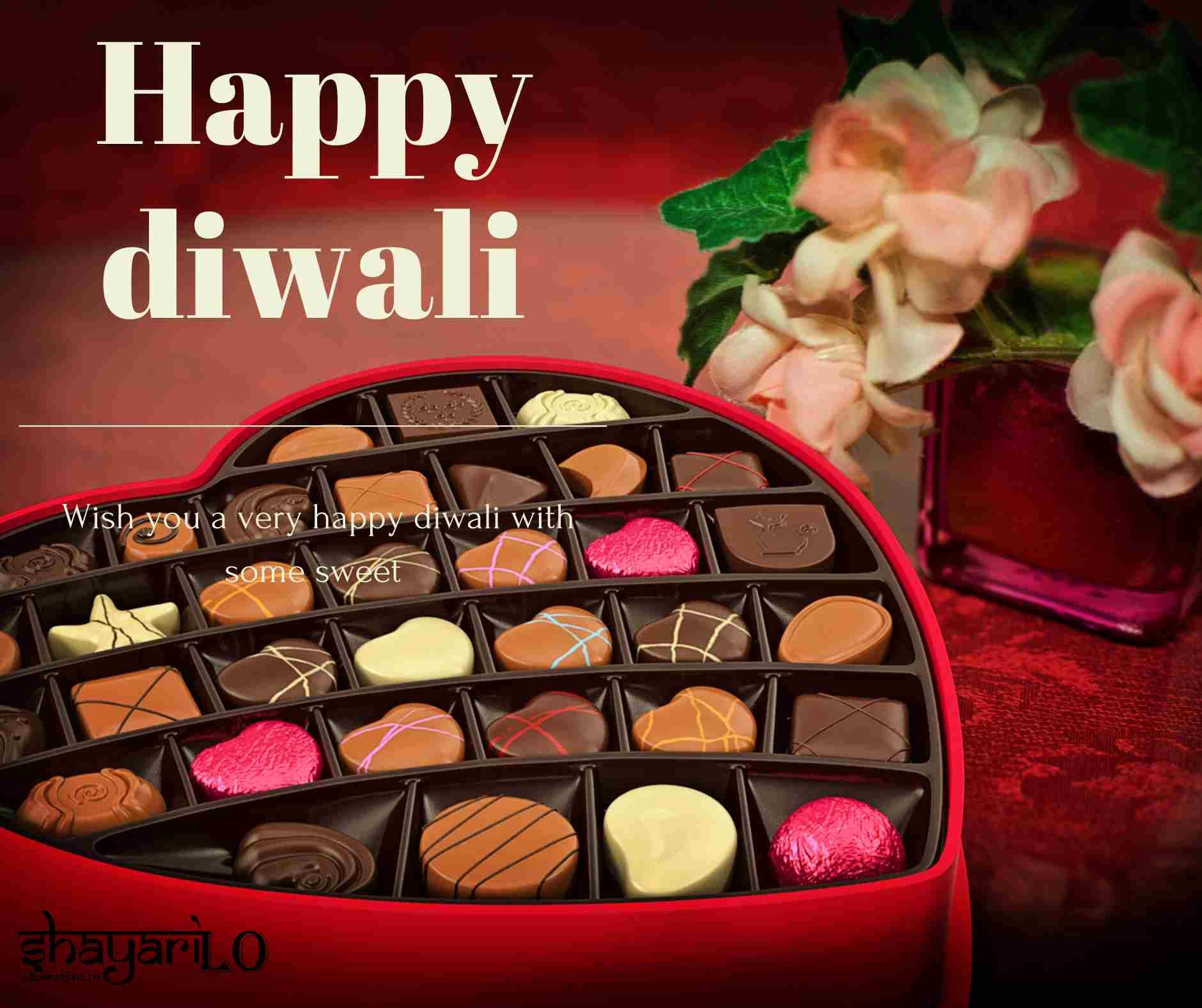 Diwali wishes hindi font